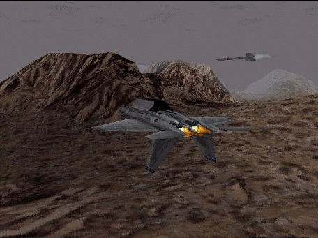 Large screenshot for F-22 Raptor.
