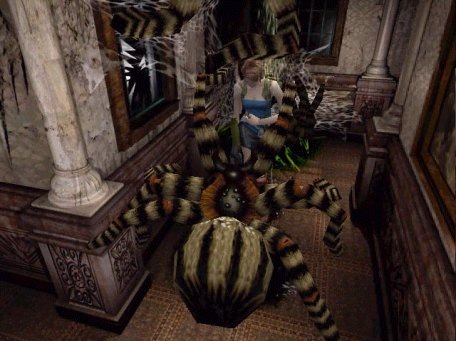 Large screenshot for Resident Evil 3: Nemesis.
