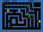 Small screenshot for GJ aMAZEing Pacman.