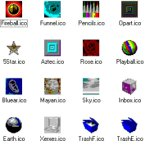 Small screenshot for Assorted Icons.