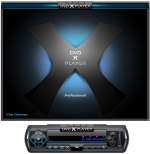 Small screenshot for DVD X Player Pro.