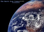Small screenshot for Earth from Cosmos Screensaver.