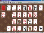 Small screenshot for Pretty Good Solitaire.