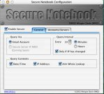 Small screenshot for Secure Notebook.