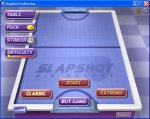 Small screenshot for SlapShot Air Hockey.