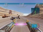 Small screenshot for Star Wars: Episode I Racer.